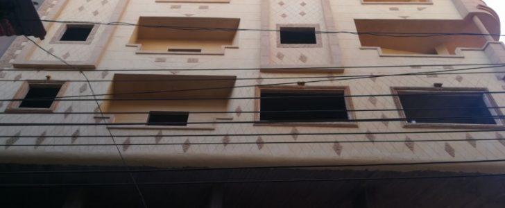 مشروع روضة عبد الحليم… (عرض خاص لأخر شقة 75م)